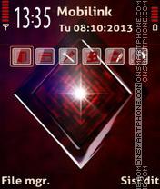 Diamond theme screenshot
