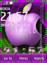 Apple Theme-Screenshot
