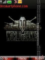 World of Tanks es el tema de pantalla