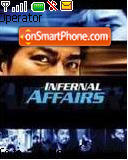 Infernal Affairs es el tema de pantalla
