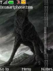 Wolf es el tema de pantalla