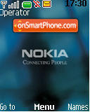 Nokia 05 tema screenshot