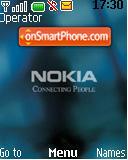Capture d'écran Nokia 05 thème
