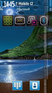 Sea 5804 tema screenshot