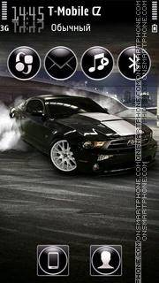 Скриншот темы Racing Beast