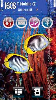Ocean V2 HD es el tema de pantalla