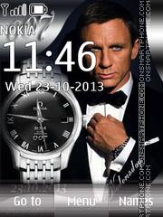 Daniel Craig theme screenshot