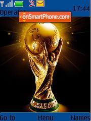 World Cup theme screenshot