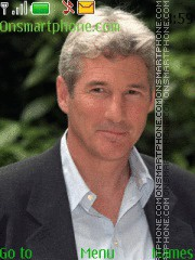 Richard Gere tema screenshot