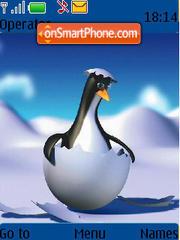 Capture d'écran Linux 01 thème