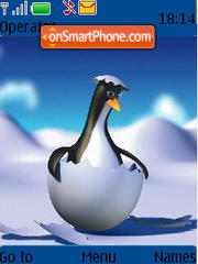 Скриншот темы Linux 01