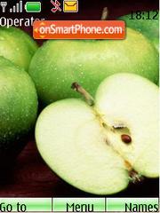 Скриншот темы Apples 6601