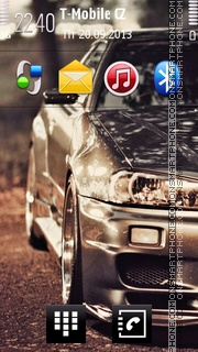 Japan Auto Theme-Screenshot