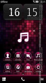 Soul of life music es el tema de pantalla