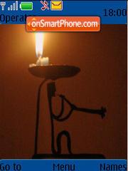 Скриншот темы Candle