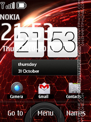 HTC Desire 500 theme screenshot
