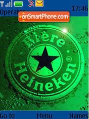 Heineken 03 es el tema de pantalla