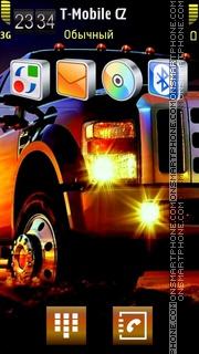 American Truck es el tema de pantalla