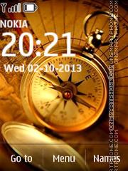 Compass 03 theme screenshot