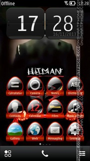 Hitman 14 Theme-Screenshot