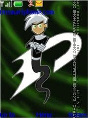 Danny Phantom theme screenshot