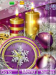 Happy New Year theme screenshot