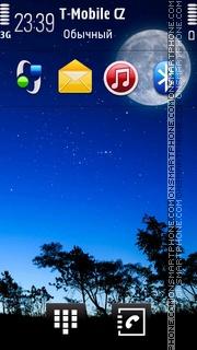 Night 16 theme screenshot