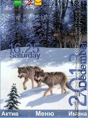 Wolfs es el tema de pantalla
