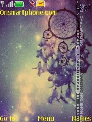 Dreamcatcher theme screenshot