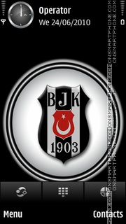 Bjk1 theme screenshot