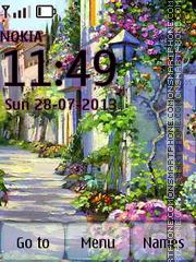 Art 41 theme screenshot
