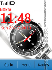 Swatch theme screenshot