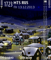 Скриншот темы Village