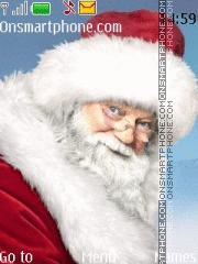Santa tema screenshot