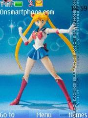 S.H.Figuarts: Sailor Moon 2013 theme screenshot