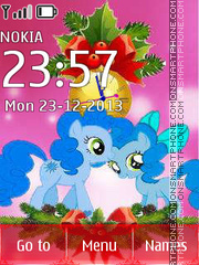 Year of the Horse (Children's) theme screenshot