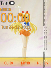S.H.Figuarts: Sailor Venus 2013 theme screenshot