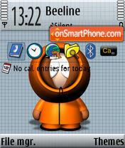 Kenny theme screenshot