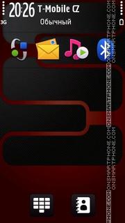 Tribute Red es el tema de pantalla