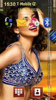 Kangna Ranaut In Rajjo theme screenshot