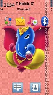 Lord Ganesh 08 es el tema de pantalla