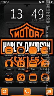 Harley Davidson 08 Theme-Screenshot