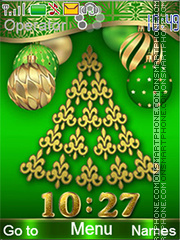 Decorative Tree theme screenshot