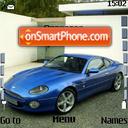 Aston Db7 es el tema de pantalla