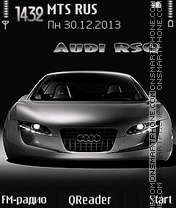 Audi-RSQ theme screenshot