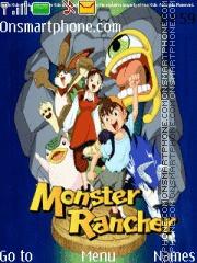 Monster Rancher Theme-Screenshot