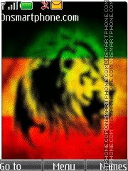Reggae tema screenshot
