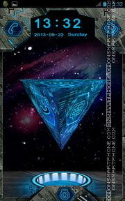 Скриншот темы 3D Transformer