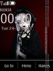 Скриншот темы Doll 02