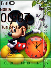 Mickey_Mouse theme screenshot
